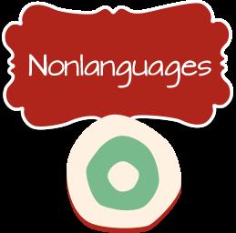 Nonlanguages